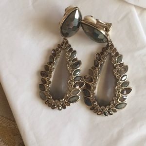 Alexis Bittar earrings/clips new